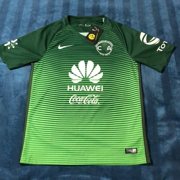 8ce6bc0eec5 Nike Shirts | Club America Soccer Jersey 100 Aos | Poshmark